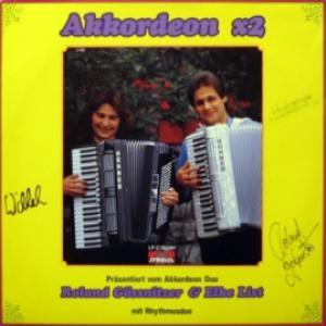 Roland Gössnitzer & Elke List - Akkordeon X2
