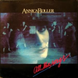 Annica Boller - All The Songs (produced by Secret Service)