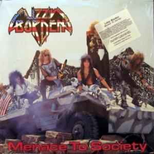 Lizzy Borden - Menace To Society
