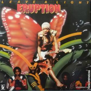 Eruption - Leave A Light (+ Poster!)