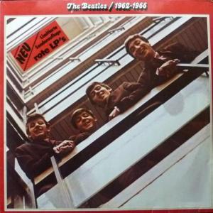 Beatles,The - 1962 - 1966 (Red Vinyl)