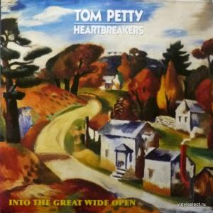 Tom Petty And The Heartbreakers - Into The Great Wide Open (produced by Jeff Lynne / ELO)