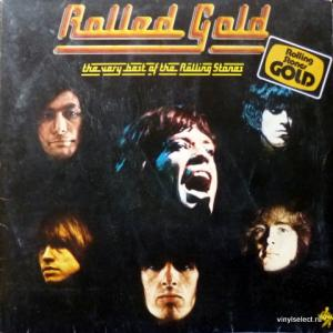 Rolling Stones,The - Rolled Gold - The Very Best Of The Rolling Stones