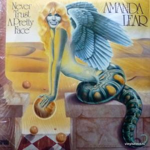 Amanda Lear - Never Trust A Pretty Face (+ Poster!)
