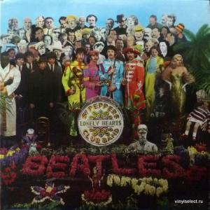 Beatles,The - Sgt. Pepper's Lonely Hearts Club Band (Stereo)