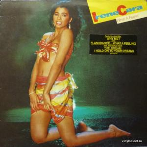 Irene Cara - What A Feelin' (produced by G.Moroder)