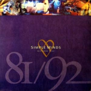 Simple Minds - Glittering Prize 81/92