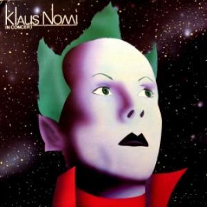 Klaus Nomi - In Concert