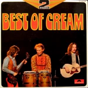 Cream - The Best Of Cream (FRA)