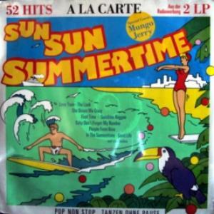 A La Carte - Sun Sun Summertime