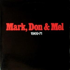 Grand Funk Railroad - Mark, Don & Mel 1969-71 (+ Poster!)