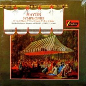 Joseph Haydn - Symphonies No. 1,13 & 28 - Pedrotti