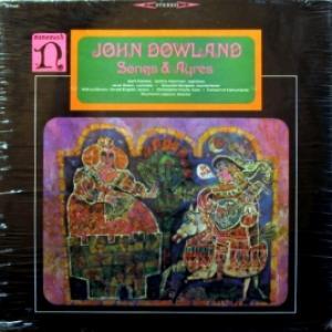John Dowland - Songs & Ayres