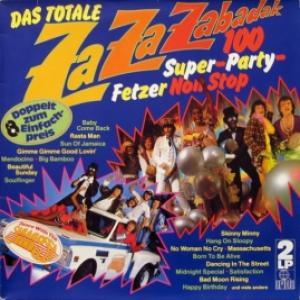 Saragossa Band - Das Totale ZaZaZabadak