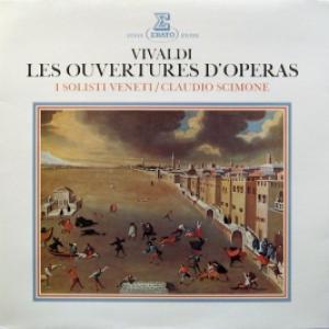 Antonio Vivaldi - Les Ouvertures D'Operas