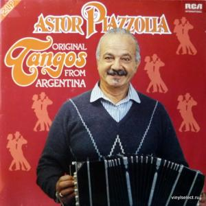 Astor Piazzolla - Original Tangos From Argentina