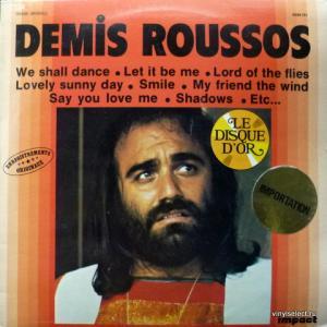 Demis Roussos - Demis Roussos: Le Disque D'Or