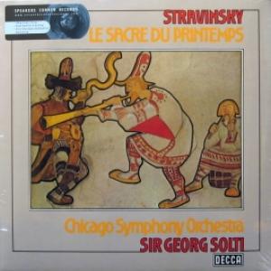 Игорь Стравинский (Igor Stravinsky) - Le Sacre Du Printemps