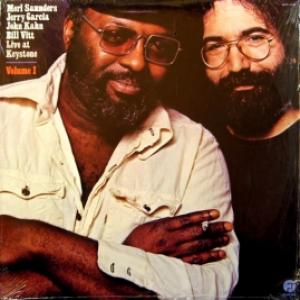 Merl Saunders /Jerry Garcia / John Kahn / Bill Vitt - Live At Keystone, Vol. 1