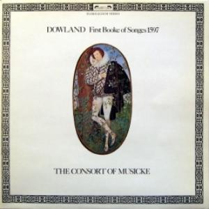 John Dowland - First Booke Of Songes 1597