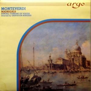 Claudio Monteverdi - Madrigals
