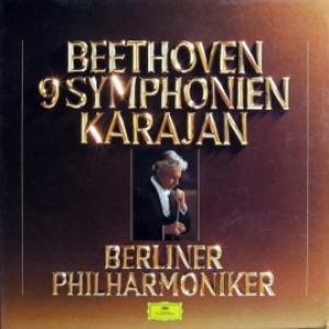 Herbert Von Karajan - Beethoven 9 Symphonies (Berlin Philharmonic)
