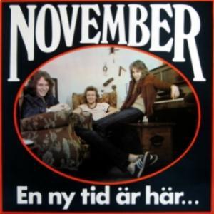 November - En Ny Tid Är Här... (RE)
