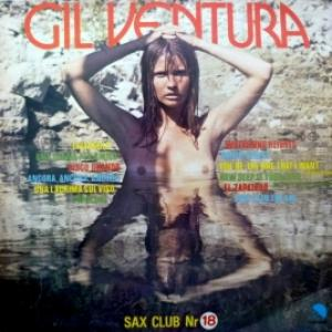 Gil Ventura - Sax Club Number 18