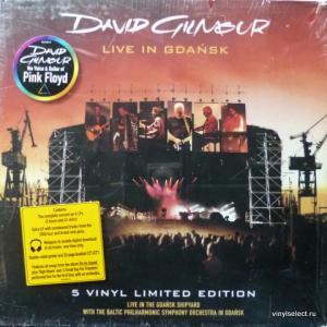 David Gilmour (Pink Floyd) - Live In Gdańsk