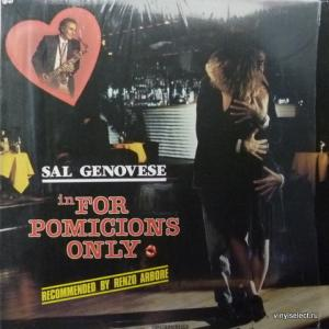 Sal Genovese - For Pomicions Only