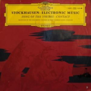 Karlheinz Stockhausen - Gesang Der Jünglinge / Kontakte