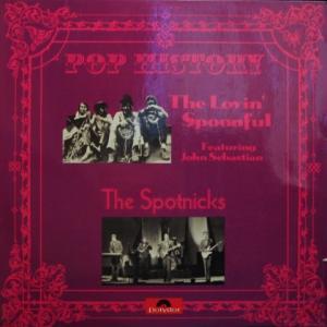 Lovin' Spoonful, The / Spotnicks, The - Pop History