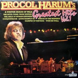 Procol Harum - Greatest Hits Vol.1