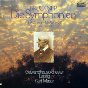 Anton Bruckner - Symphonien Nr. 6 & 8