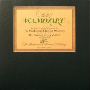 Wolfgang Amadeus Mozart - Works Of W.A. Mozart