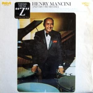 Henry Mancini And His Orchestra - Theme From 'Z' And Other Film Music