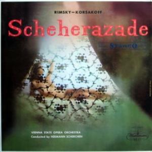 Nikolai Rimsky-Korsakoff - Scheherazade