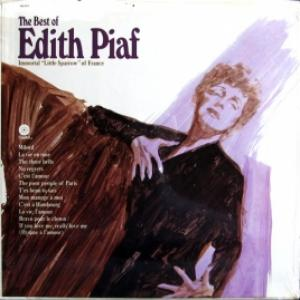 Edith Piaf - The Best Of Edith Piaf