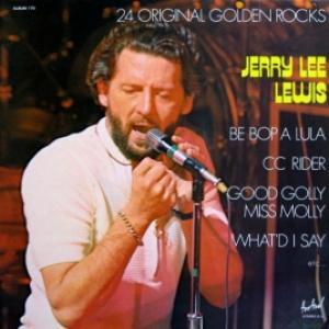 Jerry Lee Lewis - 24 Original Golden Rocks