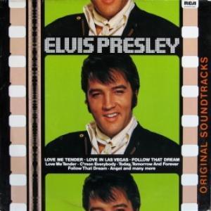 Elvis Presley - Love Me Tender / Love In Las Vegas / Follow That Dream