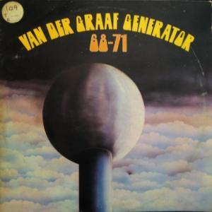 Van Der Graaf Generator - 68-71