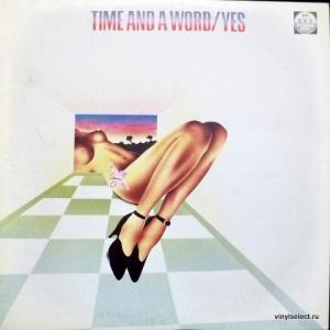 Yes - Time And A Word (RUS)