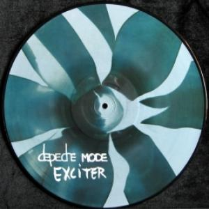 Depeche Mode - Exciter (LP Picture)