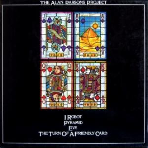 Alan Parsons Project,The - I Robot / Pyramid / Eve / The Turn Of A Friendly Card