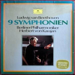 Herbert Von Karajan - Ludwig Van Beethoven - 9 Symphonien (Berliner Philharmoniker)