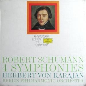 Herbert Von Karajan - Robert Schumann 4 Symphonies (Berlin Philharmonic Orchestra)