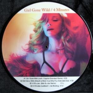 Madonna - Girl Gone Wild/4 Minutes