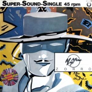 My Mine - Zorro (Multicoloured Vinyl)