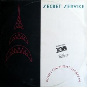 Secret Service - When The Night Closes In (Maxi-Single)