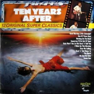 Ten Years After - That's Ten Years After (12 Original Super Classics)